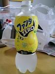 ファンタゼロレモン